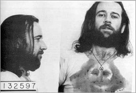george carlin mug shot