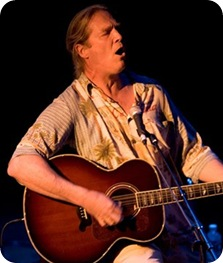 jeff bridges performing at the lebowskifest west 2005