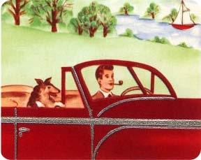 driving-around