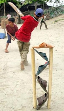 cricket sandals