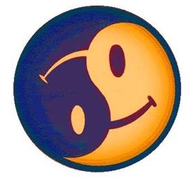 smiley-yin-yang