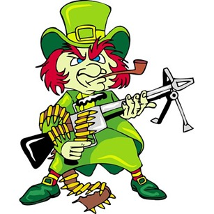 rigid leprechaun