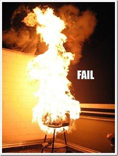fail barbecue