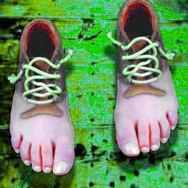 no-shoes
