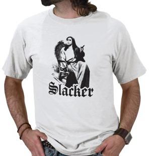 jesus slacker