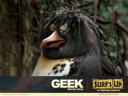 surfs up geek