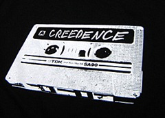creedence tape