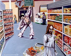 elvis&amp;jesus_grocery_shop_A