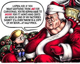 newt scrooge gingrich