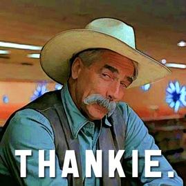 thankie