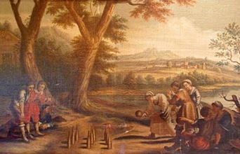 van-haute-old-bowling-painting