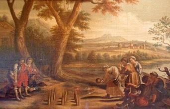 van-haute-old-bowling-painting