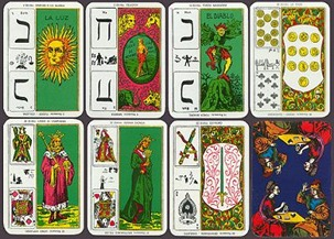 hebrew tarot