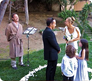 Dude so youre going to perform a wedding ceremony dudeism dudeism wedding junglespirit