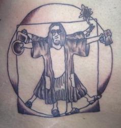 dudeism tattoo