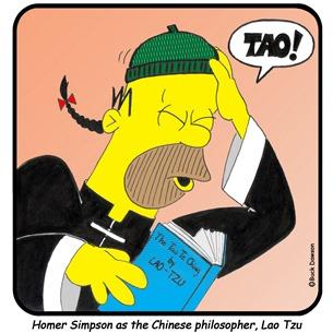 Homer Lao-Tzu