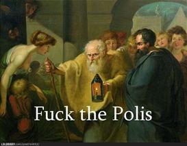 polis socrates