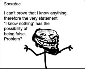 socrates troll